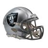 Riddell Mini Replica Oakland Raiders