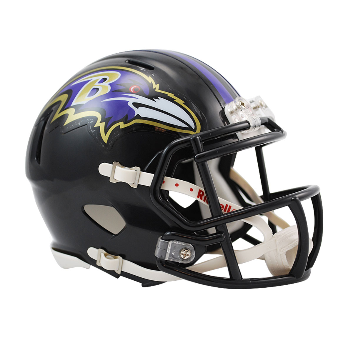 Riddell Mini Replica Helmet Baltimore Ravens