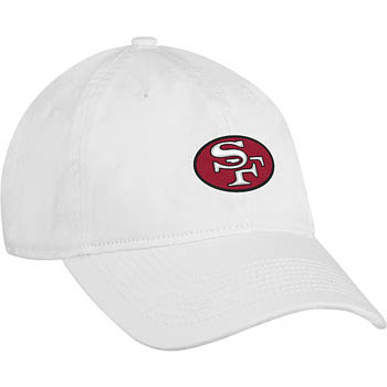Reebok/Womens San Francisco 49ers Classic Slouch Adjustable Hat