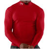 Clothing & acc Under Armour ColdGear� Longsleeve Compression Mock Red