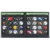 Riddell 1 NFL Helmet Match Up 32 Pc