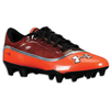 Under Armour Blur MC (moul�es) Noir/Orange/Acier