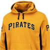 Majestic MLB Pirates Timeless Cooperstown Hooded