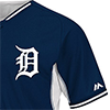 Majestic Detroit Tigers Authentic 2014 Cool Base BP