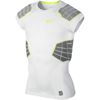 Nike Pro Combat Hyperstrong 3.0 Compression 4-Pad / Blanc