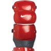 Nike Adult Elite Catcher's Leg guards Red