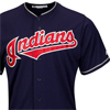Majestic Cleveland Indians Official Cool Base Alternate 1 Jersey