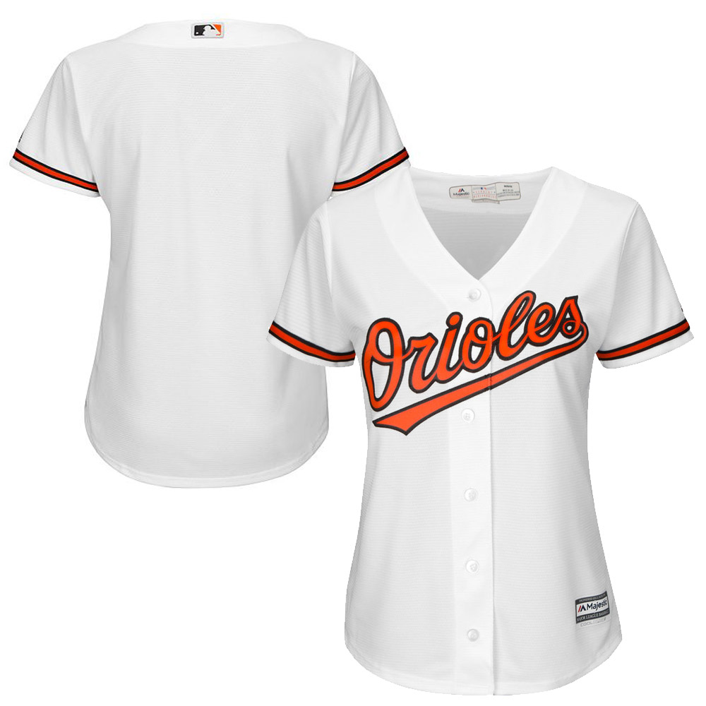 MLB Baltimore Orioles Womens Cool Base® Jersey ad5330790