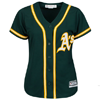 Majestic Chemise Femme Oakland Athletics Cool Base® Alternate