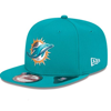New Era Miami Dolphins 2015 NFL Draft 9FIFTY Original Fit Snapback Cap