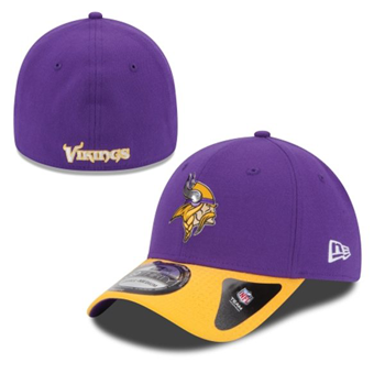 New Era Minnesota Vikings 2015 NFL Draft 39THIRTY Cap