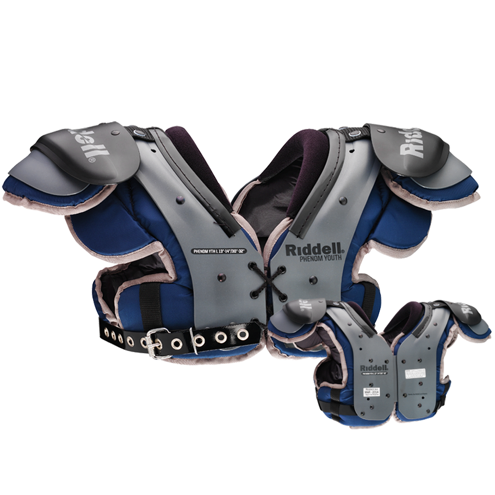 334bcc1dc02 AMERICAN FOOTBALL - Shoulder Pads and Accessories - DiamSports - Paris