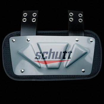Schutt/Varsity Backplate protection pour le dos