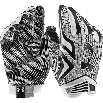 Under Armour Swarm Black receiver Football glove