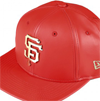 New Era San Francisco Giants Metal Prime red 9Fifty