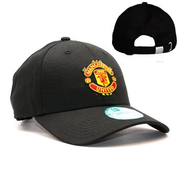 fee5f57d2ee New Era - Manchester United New Era Basic 9FORTY Adjustable Cap