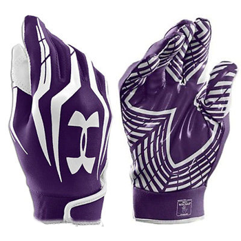 Under Armour F3 full finger Purple