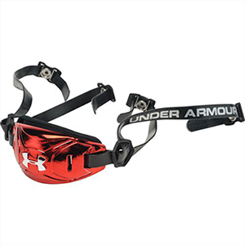 Under Armour ArmourChrome(TM) ChinStrap Adult red