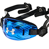 Under Armour ArmourChrome(TM) ChinStrap Adult blue