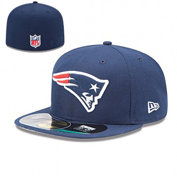 New Era NFL Authentic On Field New England Patriots Game 59FIFTY