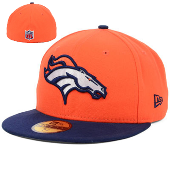 New Era/NFL Authentic On Field Denver Broncos Game 59FIFTY