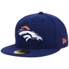 New Era NFL Authentic On Field Denver Broncos Navy Game 59FIFTY