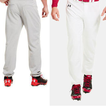 Under Armour Clean Up Closed Baseball white
