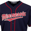 Majestic Minnesota Twins Majestic Navy 2015 Cool Base Jersey