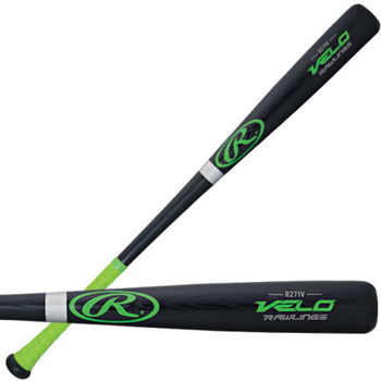 Rawlings/R271V Velo Ash Wood Baseball Bat Adult (-3)