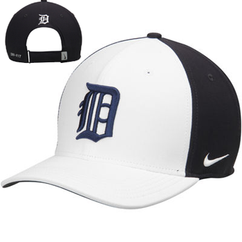 Nike MLB Detroit Tigers Color Vapor Classic Adjustable