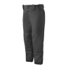 Mizuno Womens Select Belted Low Rise Pant Grey
