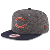 New Era Chicago Bears 2016 NFL  Draft 9FIFTY Original Fit Snapback Cap