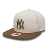 New Era New York Yankees Classic Rust Original Fit 9FIFTY white/brown