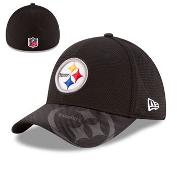 fa03125df79a6 ... New Era NFL Pittsburgh Steelers 2016 Official NFL Sideline 39THIRTY