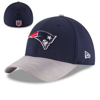 New Era New England Patriots 2016 Official NFL Sideline 39THIRTY