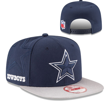 lowest price dacb7 0c66e ... New Era Dallas Cowboys 2016 Official NFL Sideline 9FIFTY Original Fit  Cap