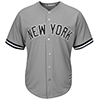 Majestic New York Yankees Cool Base Road Jersey