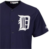 Majestic Detroit Tigers Cool Base® Alternate navy Jersey