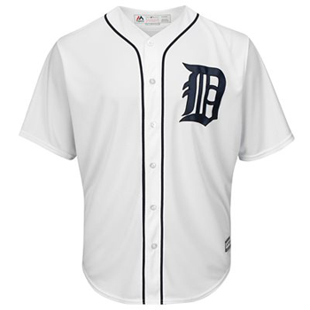 Majestic MLB Detroit Tigers Cool Base® Home Jersey