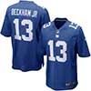 Nike Maillot New York Giants Beckham N°13 Game jersey