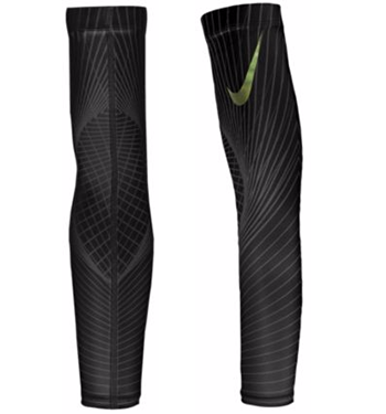 Nike Pro Dri-fit Vapor jet Sleeve Black (pair of)
