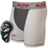 Rawlings boxer brief with cage cup