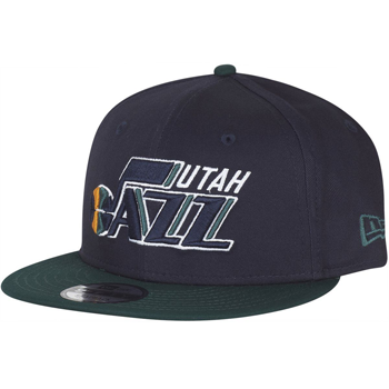 New Era NBA Utha Jazz Team 9Fifty Snapback