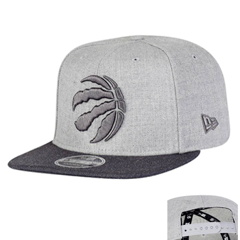 New Era NBA Toronto Raptor Heather 9Fifty Snaback