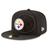New Era NFL Pitsburgh Steelers Sideline 59Fifty