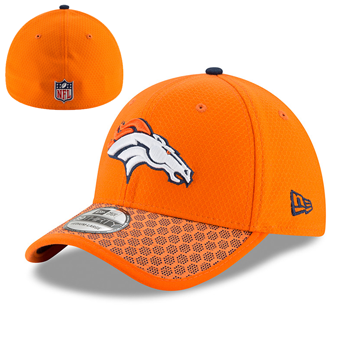 New Era Denver Broncos ONF NFL 17 39Thirty Sideline D