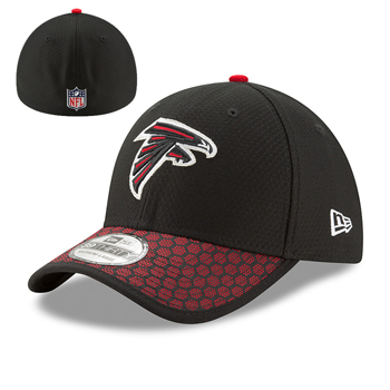 New Era Atlanta Falcons ONF NFL 17 39Thirty Sideline A