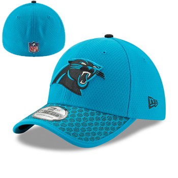 New Era Carolina Panthers ONF NFL 17 39Thirty Sideline C