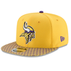 New Era Minnesota Vikings  ONF Sideline 9Fifty OF Dorée