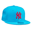 New Era New York Yankees League Essential 9FIFTY Blue
